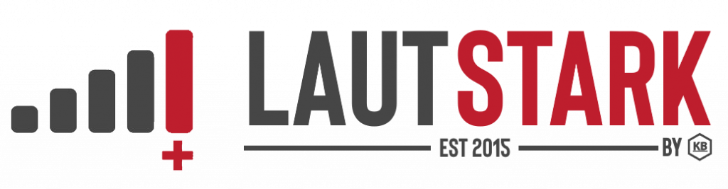 Lautstark Events Logo